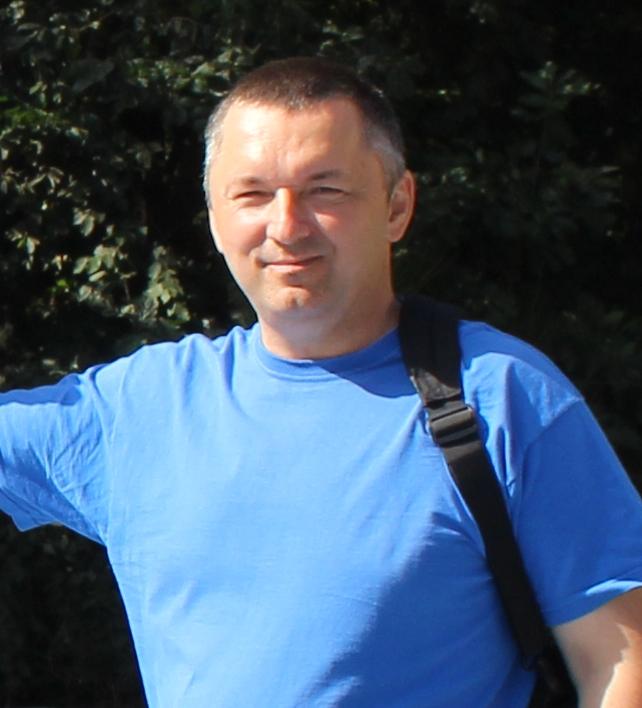 fotografia osoby Wiesław Marek Kukiełka